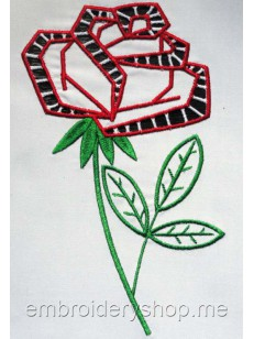 Роза cut0042