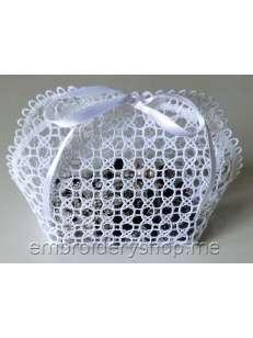 Кружевная сумочка для подарков fsl0036
