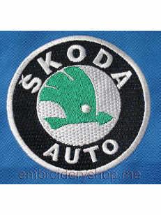 Логотип Skoda_log0001