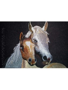 Лошади hrs0004