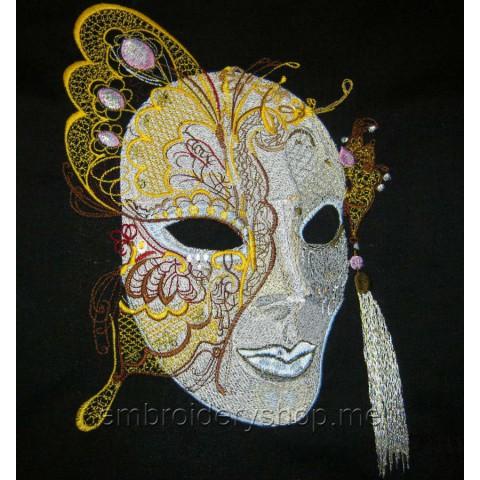 Венецианская маска art0019