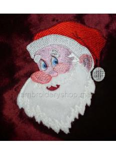 Дизайн вышивки Дед Мороз nyr0044