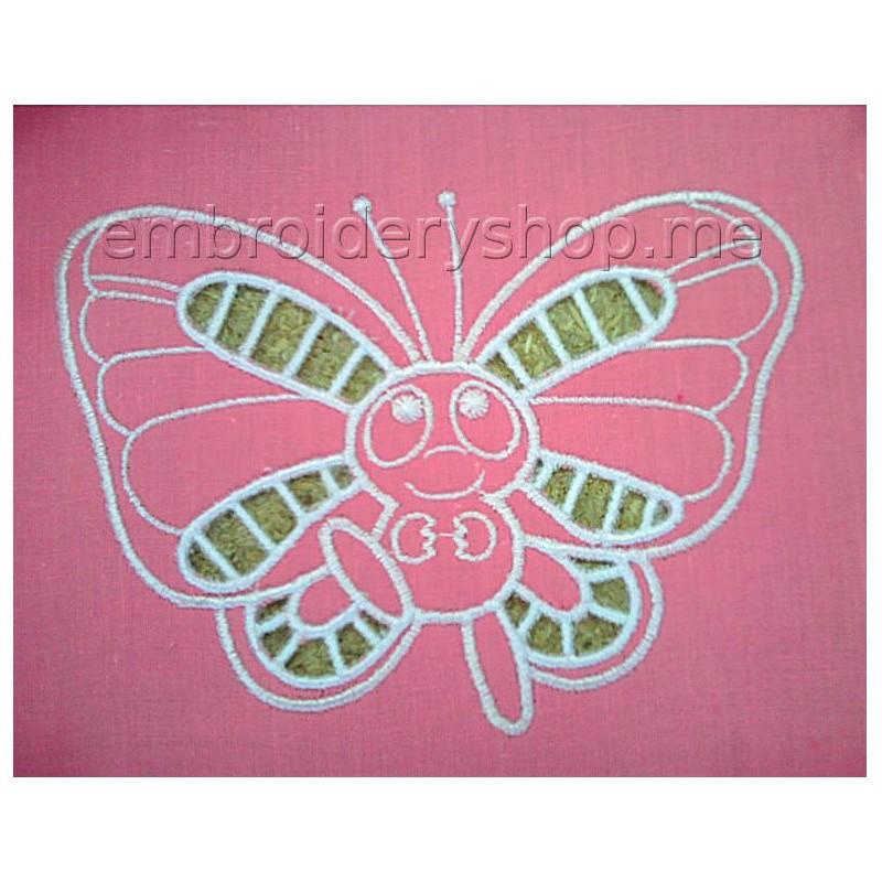Бабочка cut0039