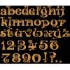 Шрифт английский_f0011