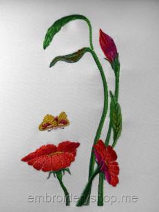 Цветочные уста art0021