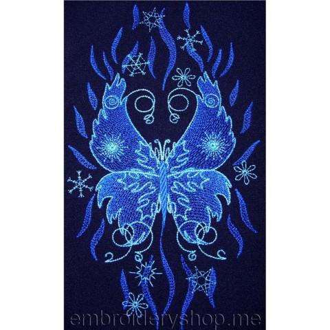 Фантазийная бабочка bfl0006