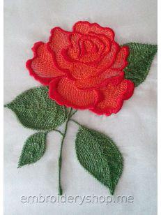 """Роза """"Конфетти"""" flw0117"""