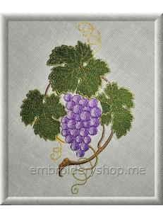 Гроздь винограда frt0008