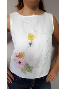 Дизайн машинной вышивки Мистерия art0027