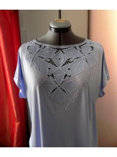 Дизайн машинной вышивки Ришелье «Дикая орхидея» cut0051