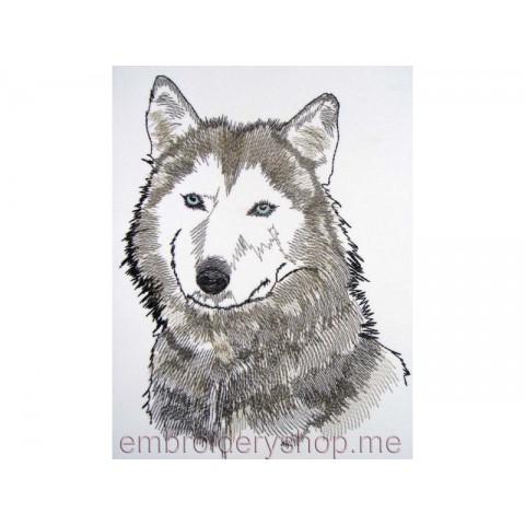Волк wlf0003