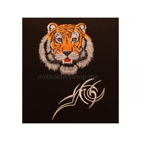 Тигр tgr0017