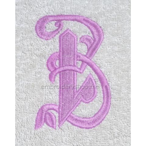 Монограмма русская буква З f0041_09