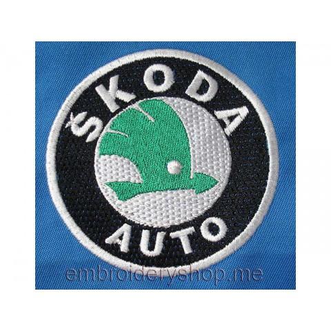 Логотип Skoda log0001