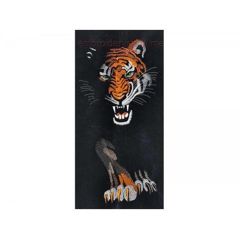 Тигр, большой размер tgr0011