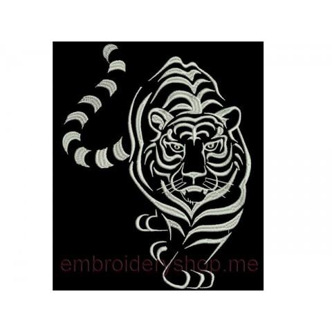 Тигр tgr0007