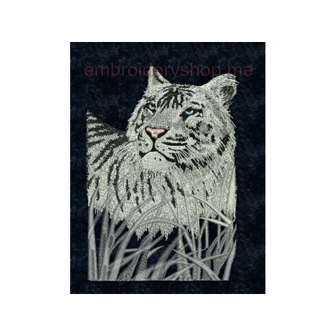 Белый тигр tgr0005