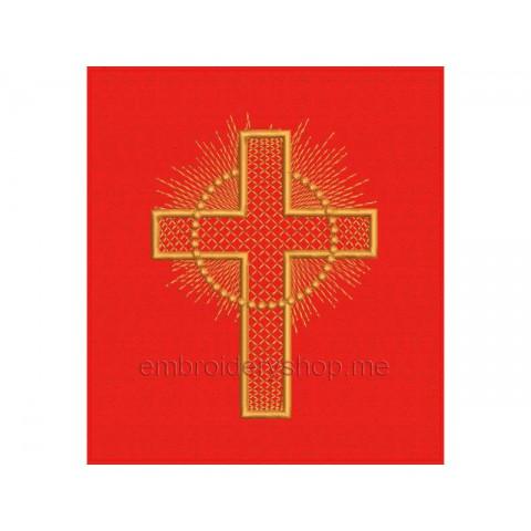 Крест smb0002