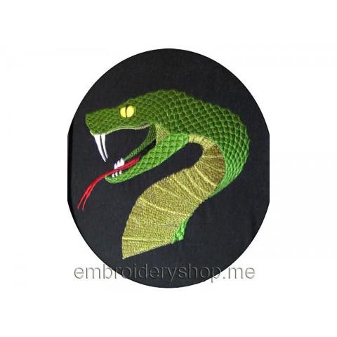 Змея snk0001