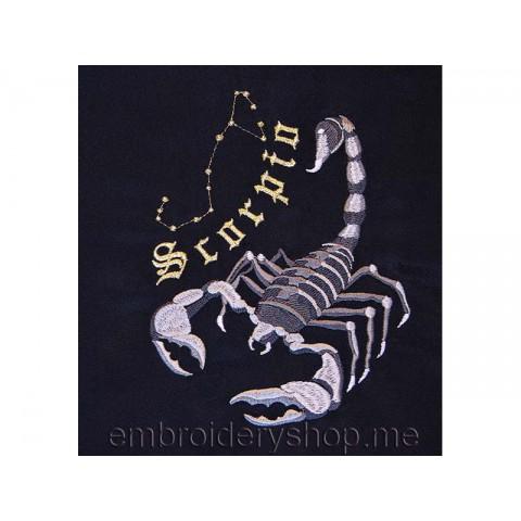 Скорпион, знак зодиака zod0072
