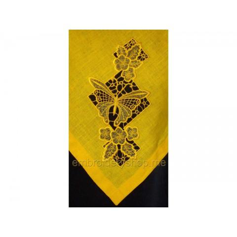Ришелье с бабочкой cut0011