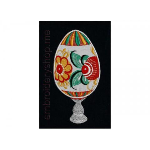 Пасхальное яйцо smb0014