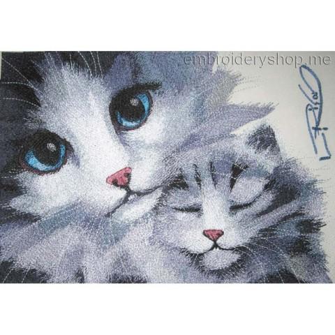 Мама cat0012