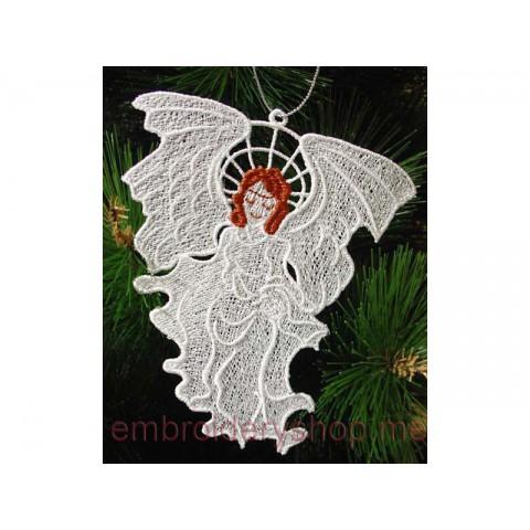 Кружевной ангел fsl0014