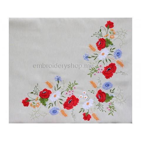 Полевые цветы flw0050