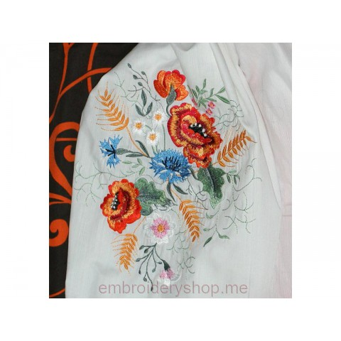 Полевые цветы flw0052