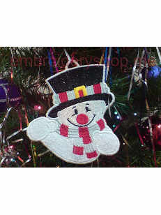 Снеговик fsl0001