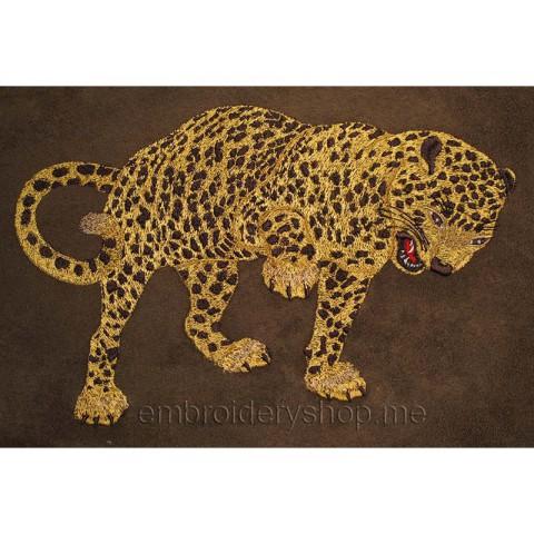 Леопард anm0020