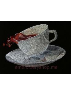 Чашка с чаем art0010
