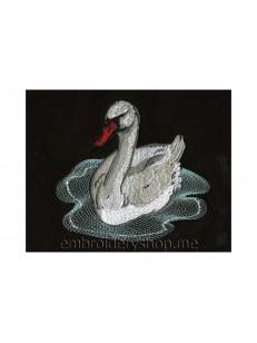 Лебедь brd0019
