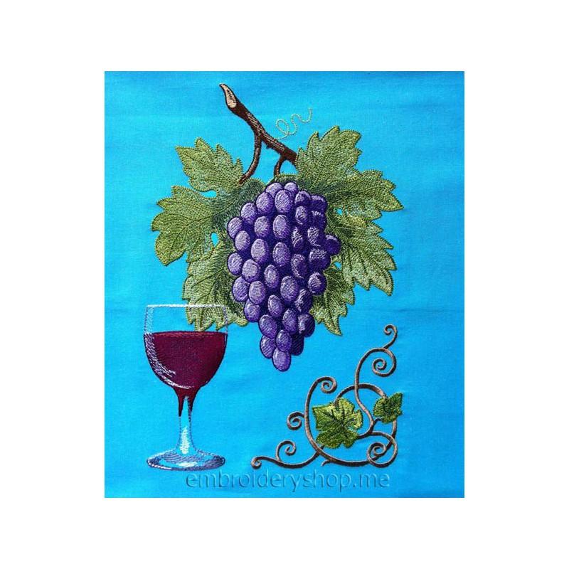 Виноград frt0003