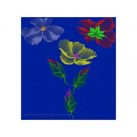 Цветы flw0062