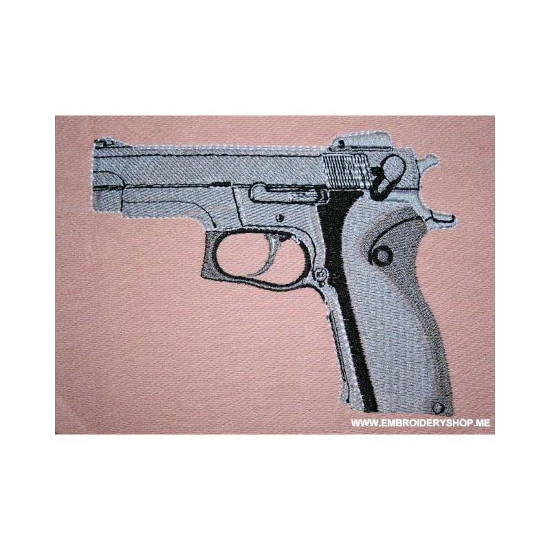 Пистолет tech0002