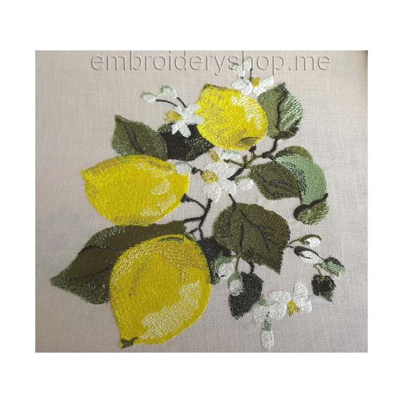Лимоны frt0005