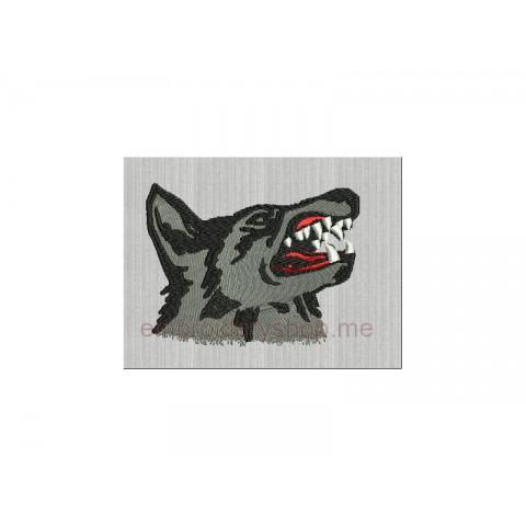 Волк wlf0002